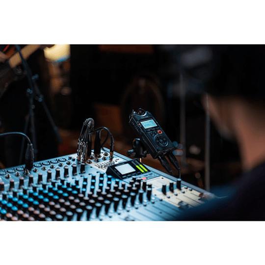 Tascam DR-40X Grabador de Audio Portátil de 4 canales - Image 5