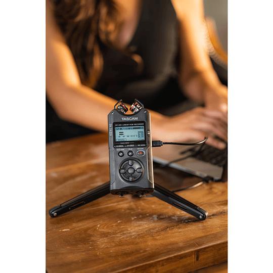 Tascam DR-40X Grabador de Audio Portátil de 4 canales - Image 8