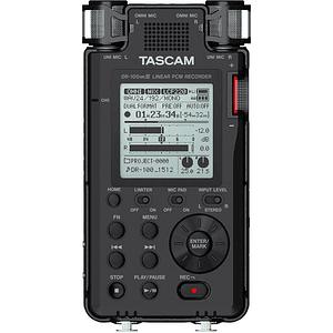 Tascam DR-100MKIII PCM Grabador de Audio Portátil de 4 Canales y 2 XLR
