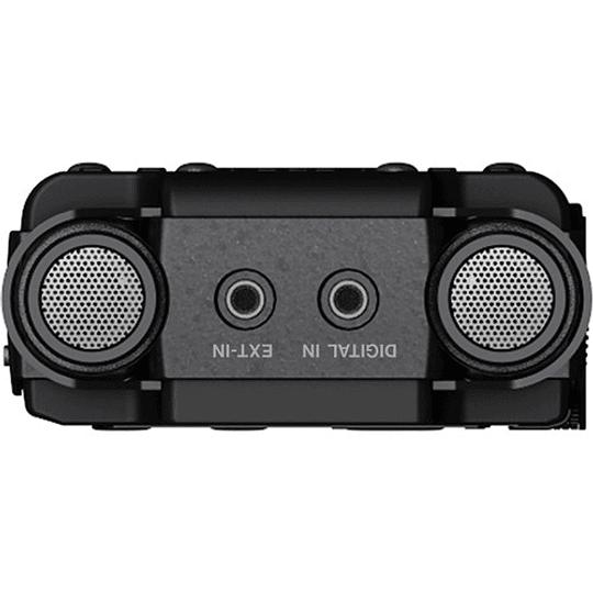Tascam DR-100MKIII PCM Grabador de Audio Portátil de 4 Canales y 2 XLR - Image 6