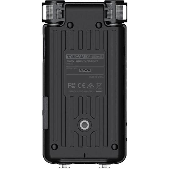 Tascam DR-100MKIII PCM Grabador de Audio Portátil de 4 Canales y 2 XLR - Image 8