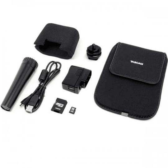 Tascam DR-44WL Grabador de Audio Portátil 4 Canales 2 XLR + 2 Mic con WIFI - Image 8