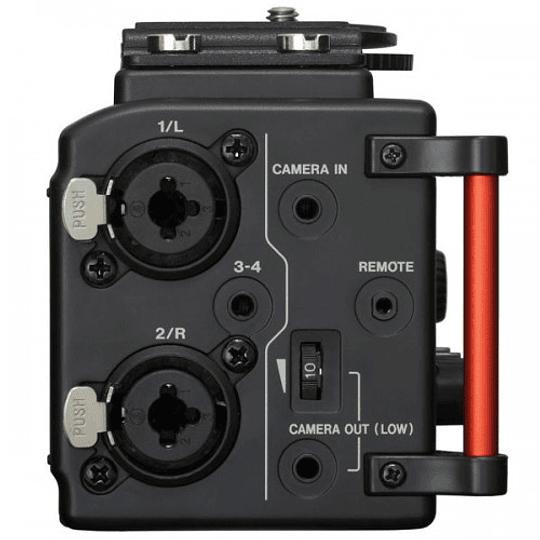 Tascam DR-60D MKII Grabador de Audio Portátil de 4 Canales para Cámaras - Image 2