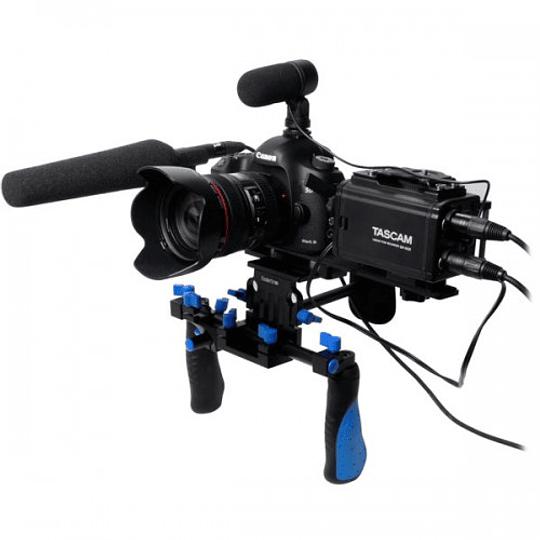 Tascam DR-60D MKII Grabador de Audio Portátil de 4 Canales para Cámaras - Image 5