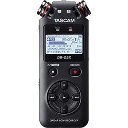 Tascam DR-05X Grabador de Audio Portátil