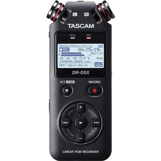 Tascam DR-05X Grabador de Audio Portátil - Image 1