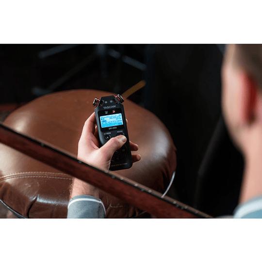 Tascam DR-05X Grabador de Audio Portátil - Image 4