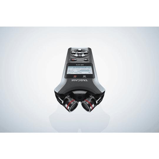 Tascam DR-07X Grabador de Audio Portátil de 2 entradas / 2 Pistas con Micrófono Estéreo Ajustable Integrado - Image 3