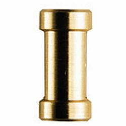 Manfrotto 119 Adaptador de Bronce 1/4 a 3/8 Hembra