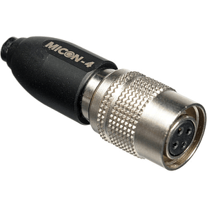 Rode Micon 4 Conector para Micrófonos MiCon (Audio-Technica)