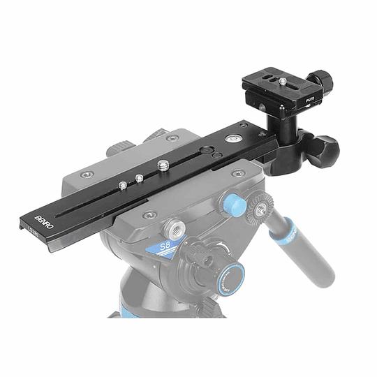 Benro LH400 Lens Bracket para video - Image 2