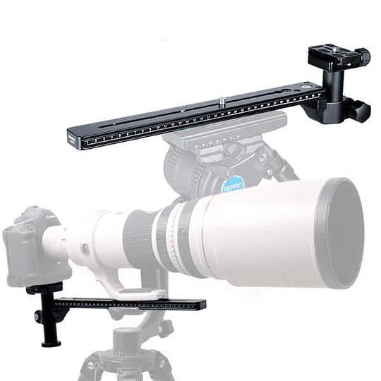Benro LH400 Lens Bracket para video - Image 4