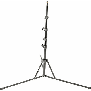 Manfrotto 5001B Nano Black Light Stand – 6.2′ (1.9m)