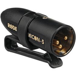 Rode MiCon 5 Conector para Micrófonos MiCon (XLR Macho)