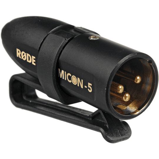 Rode MiCon 5 Conector para Micrófonos MiCon (XLR Macho) - Image 3