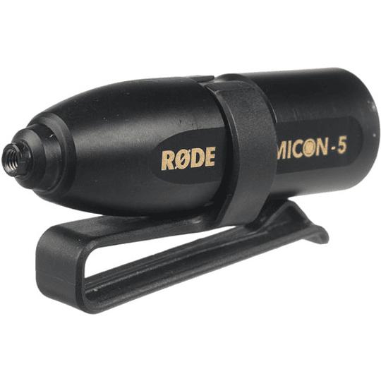 Rode MiCon 5 Conector para Micrófonos MiCon (XLR Macho) - Image 4