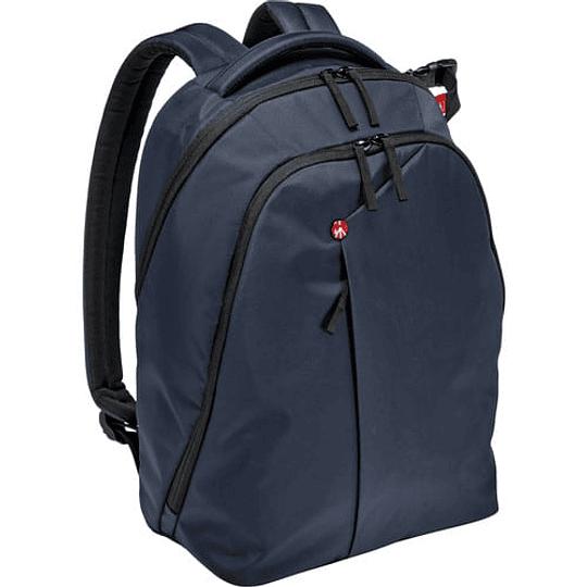 Manfrotto MB NX-BP-VBU Mochila Backpack (Blue) - Image 2