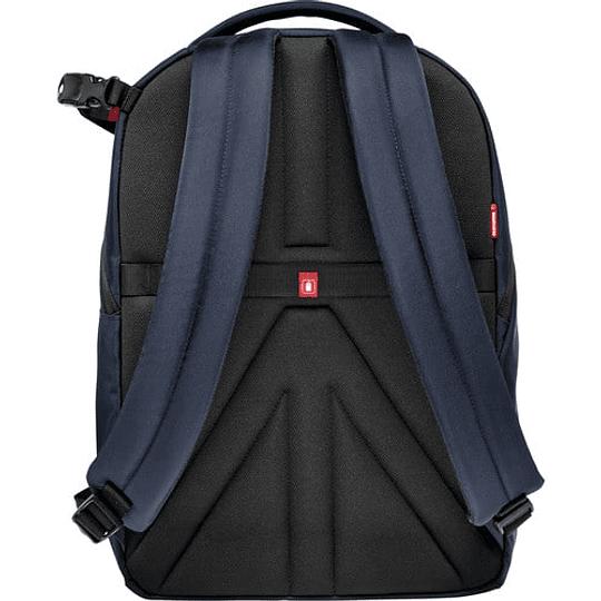 Manfrotto MB NX-BP-VBU Mochila Backpack (Blue) - Image 3