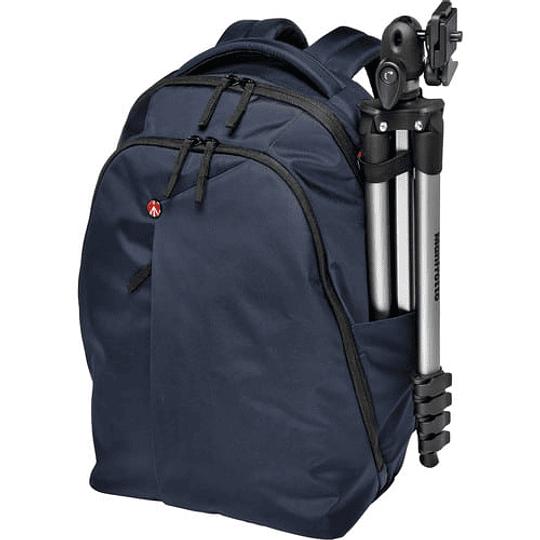Manfrotto MB NX-BP-VBU Mochila Backpack (Blue) - Image 4