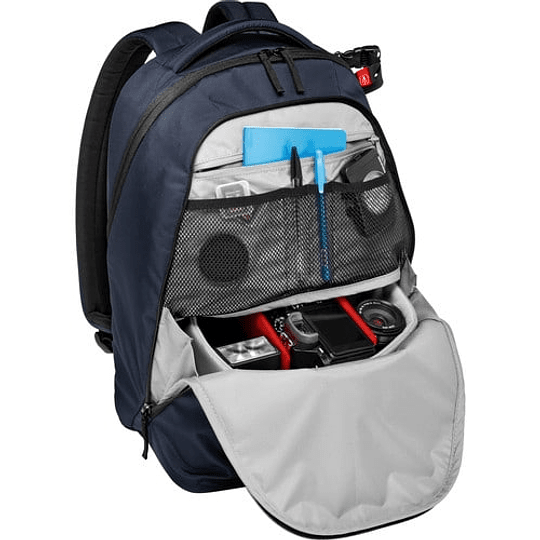 Manfrotto MB NX-BP-VBU Mochila Backpack (Blue) - Image 5