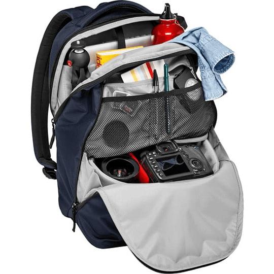 Manfrotto MB NX-BP-VBU Mochila Backpack (Blue) - Image 6