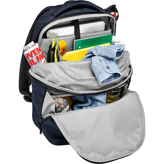 Manfrotto MB NX-BP-VBU Mochila Backpack (Blue) - Image 7