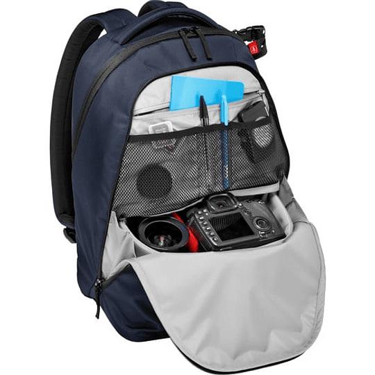 Manfrotto MB NX-BP-VBU Mochila Backpack (Blue) - Image 8
