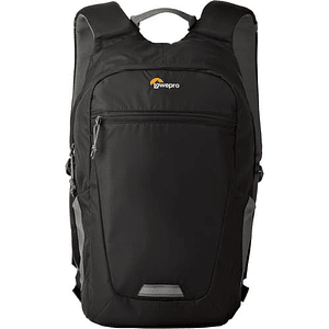 Lowepro Photo Hatchback BP 150 AW II (Black/Gray) Mochila Para Cámara / LP36955