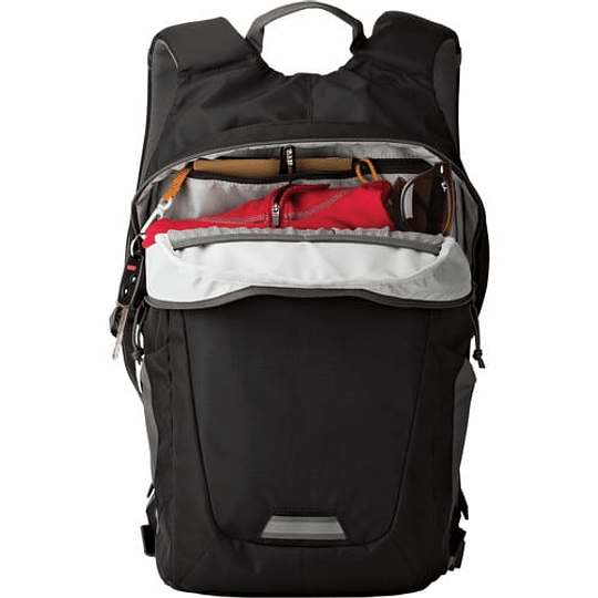 Lowepro Photo Hatchback BP 150 AW II (Black/Gray) Mochila Para Cámara / LP36955 - Image 2