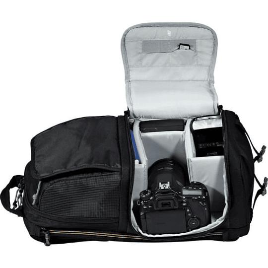Lowepro Fastpack BP 150 AW II (Black) Mochila para Cámara / LP36870 - Image 5