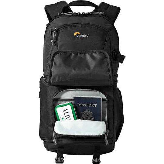 Lowepro Fastpack BP 150 AW II (Black) Mochila para Cámara / LP36870 - Image 7