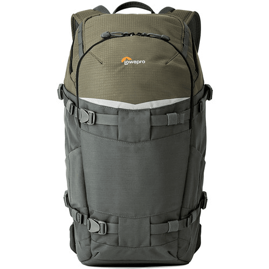Lowepro Flipside Trek BP 350 AW (Gray/Dark Green) Mochila para Cámara / LP37015 - Image 1
