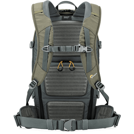 Lowepro Flipside Trek BP 350 AW (Gray/Dark Green) Mochila para Cámara / LP37015 - Image 3