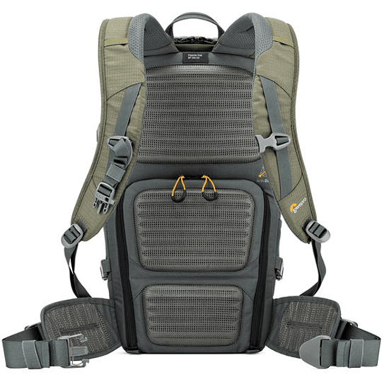 Lowepro Flipside Trek BP 350 AW (Gray/Dark Green) Mochila para Cámara / LP37015 - Image 4