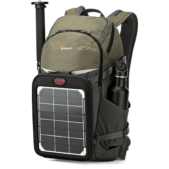 Lowepro Flipside Trek BP 350 AW (Gray/Dark Green) Mochila para Cámara / LP37015 - Image 9