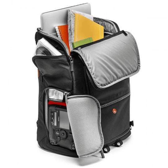 Mochila Manfrotto Advanced Tri Backpack L (Grande) - Image 4