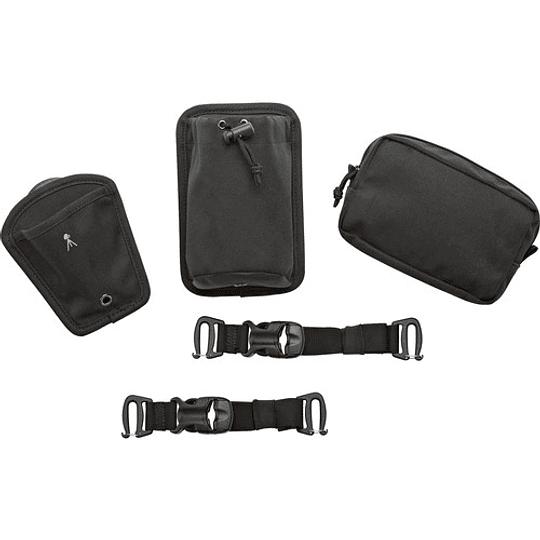 Lowepro ProTactic 350 AW Mochila para Cámara y Laptop (Black) / LP37176 - Image 9