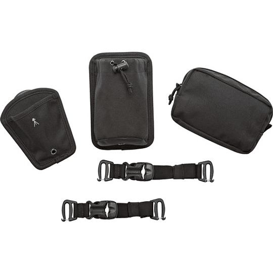 Lowepro ProTactic 350 AW Mochila para Cámara y Laptop (Black) / LP37176 - Image 10