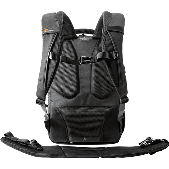 Lowepro Pro Runner BP 350 AW II (Black) Mochila para Cámara / LP36874 - Image 4