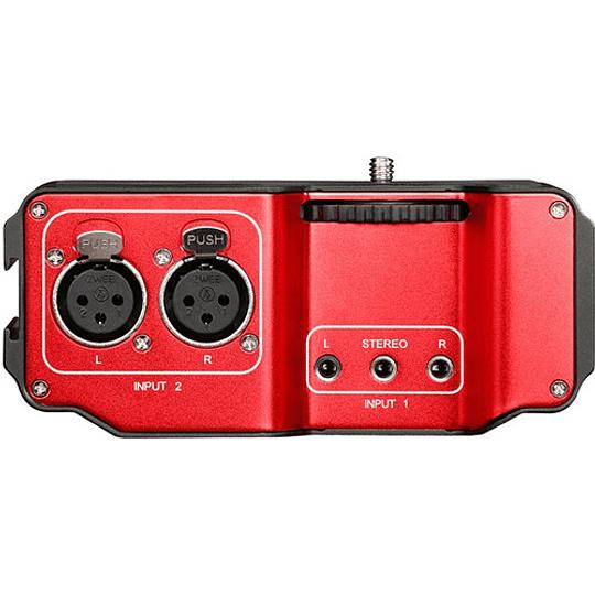 Saramonic SR-PAX2 Adaptador de Audio Pasivo de 2 Canales para Cámaras - Image 2