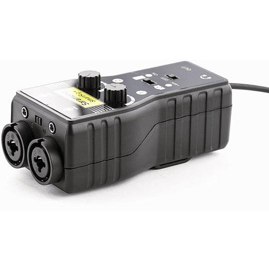 Saramonic SmartRig+ Mezclador de Audio XLR de 2 Canales - Image 2