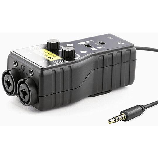 Saramonic SmartRig+ Mezclador de Audio XLR de 2 Canales - Image 8