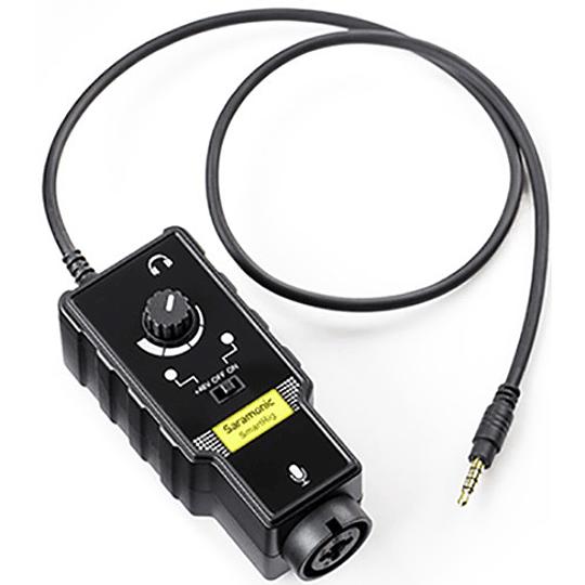 Saramonic SmartRig+ UC Interfaz de Audio de 2 canales USB tipo C - Image 3