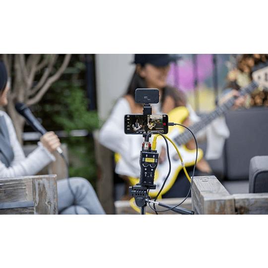 Saramonic SmartRig+ UC Interfaz de Audio de 2 canales USB tipo C - Image 6