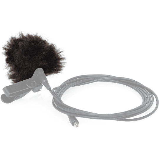 Rode MINIFUR-LAV Paraviento de Piel Sintético para Micrófonos Lavalier (Pack de 3un) - Image 1