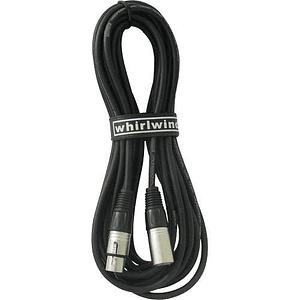 Whirlwind MIC10 Cable XLR Macho Hembra (3m)