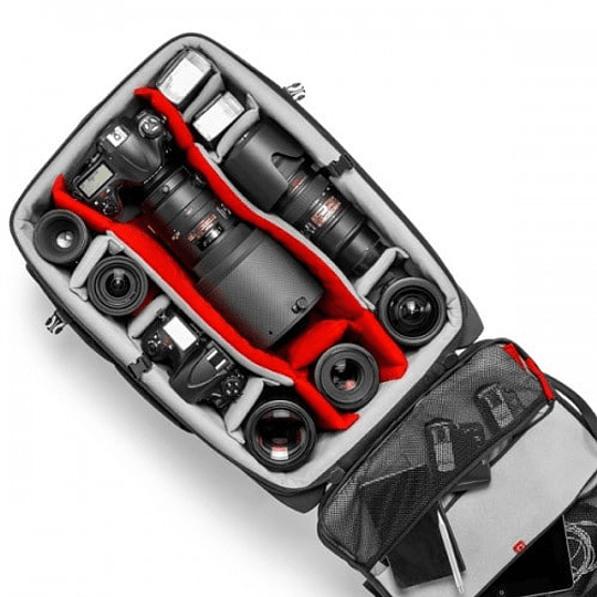 Maleta Profesional Manfrotto Roller Bag 70 en Negro - Image 6