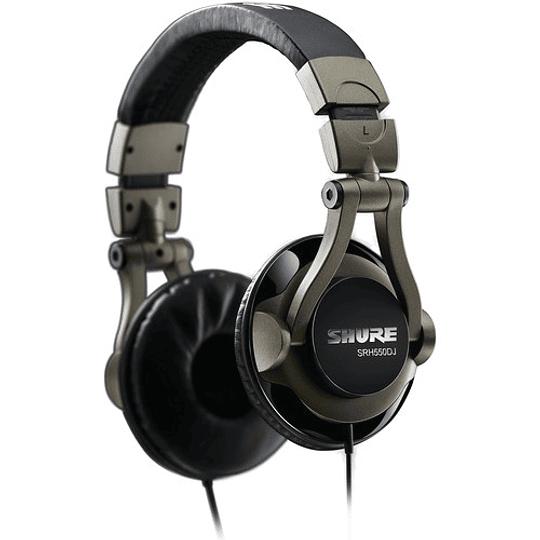 Shure SRH550 Audifonos Profesional de DJ - Image 1