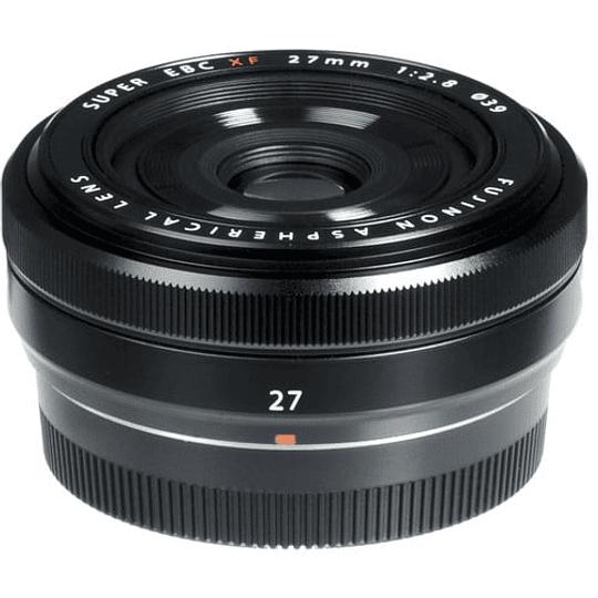 FUJIFILM XF 27mm f/2.8 Lente - Image 9