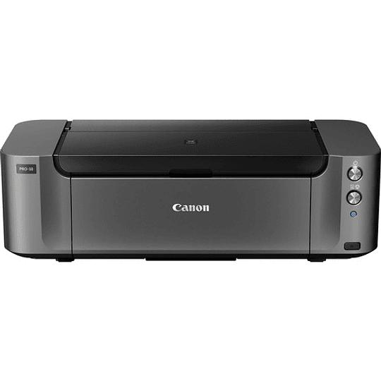 Canon PIXMA PRO-10 Wireless Professional Inkjet Photo Printer - Image 3